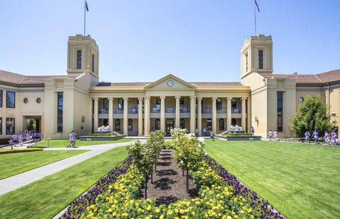 Wesley College - St Kilda Road Campus